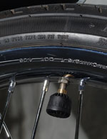 Motorcycle Tire Pressure Monitoring Systems